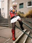 Hey Puddin' by robotic-flowers