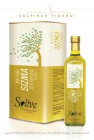 Solive Oliveoil Label and Package by byZED