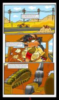 June Coyote Comic. Page 2 by Virus-20