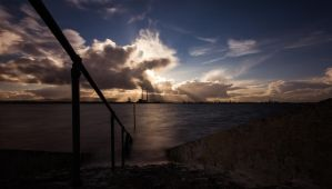 Poolbeg by Neo--Art