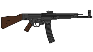METAL STORM: STG-44 by fORCEMATION