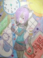 Miss Time Keeper by natsumi1