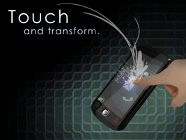 yauhui's concept phone. by thefreaks