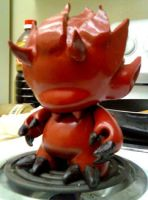 MUNNY DOLL by kazooie16