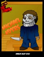 School Of LIL' Maniacs:M.Myers by Artist-MarcusAlley