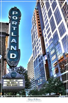 Portland by capturingthelight