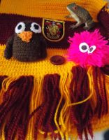 My Pets in Hogwarts by LeaWer