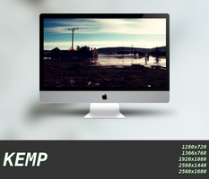 Kemp Wallpaper Pack by linuxville