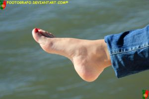 Feet and Water 3 by Footografo
