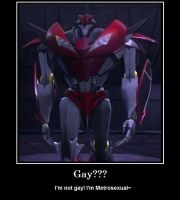Knockout is Gay? by QueenofHell0666