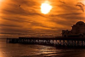 South Parade Pier by Garr52