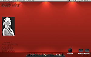 DESKTOP RED by crehe29