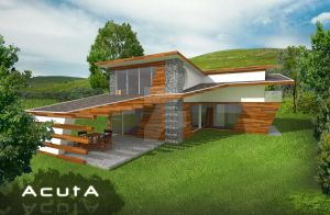 Acuta House 2 by bobmusaka