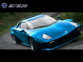 Lancia STRATOS 2o12 by edl by EDLdesign
