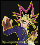 Yami The king Of Games by usagisailormoon20