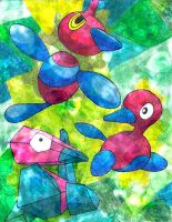 :PoRyGoN 3: v2 by Macuarrorro