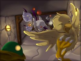 FF: Chocobo Panic by indiochink