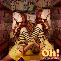 Oh - YoonA by checkmydesigns