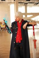 Devil may cry 4: Nero by mihaelis69
