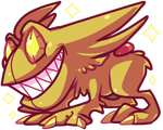 Shiny Sableye by MBLOCK