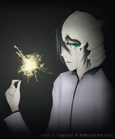 Happy New Year - Ulquiorra by Caprice-H