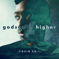 HIGHER (Radio Edit) Cover Art by Lightning-Powered