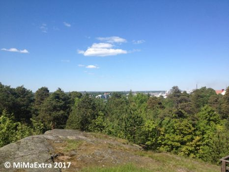 Summery landscape at Kotka, Finland 2 by MiMaExtra
