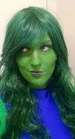 Preview: She-Hulk Cosplay by BeautifulRoseThorn