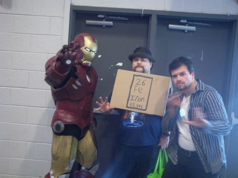 Will The Real Iron Man Please Stand Up by PsychoMonkeyShogun