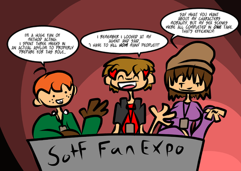 SotF Fan Expo by Lief-the-Lucky