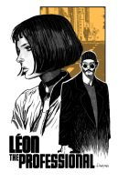 Leon the professional by Dan-Mora