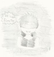 :New Oc: Electro by Eduardathewolf