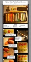 Miniature Apples Tutorial by abohemianbazaar