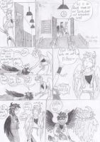 Black Feather Angel - SSBB Doujinshi PAGE 4 by MicoNutziri