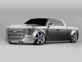 Ford F250 Super Chief Mod 2 by TechII