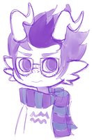 Eridan by ChainedMace