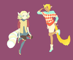 [ADOPTABLES} Kmimi Batch 1 [FLAT $8] by SakuranboNeko