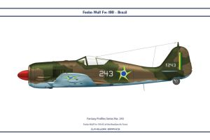 Fantasy 243 Fw-190 Brazil by WS-Clave