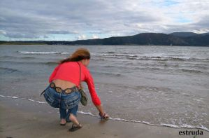 To Touch The Sea by Estruda