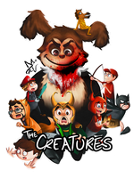 The Creatures by Den2Cypher
