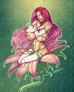 Poison Ivy by firstedition