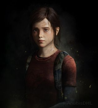 Ellie by AnubisDHL