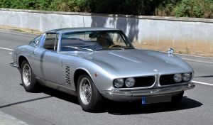 ISO Grifo on the Road by cmdpirxII