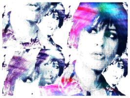 psychedelic - Print by chained-art