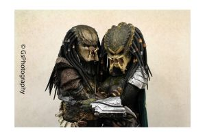 Pedro And Peyton T Predator by PedroTpredator
