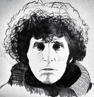 The Fourth Doctor by filmshirley
