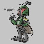 Boba Fett, 4 by Ayej