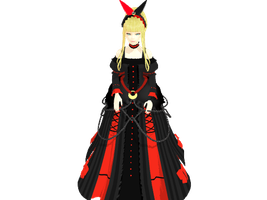 MMD Newcomer Elise by chocosunday