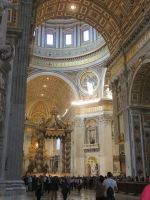 St. Peter's Basilica by ShipperTrish
