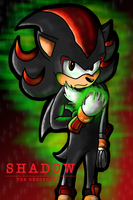+Shadow the hedgehog+ by DiachanX